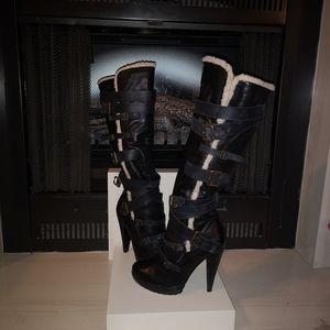 Aldo High heels winter boots